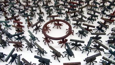 Werk van de kunstenaar: Mieren