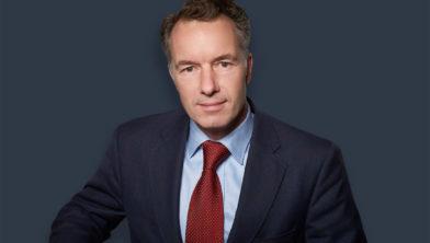 Portret van Van Haga.