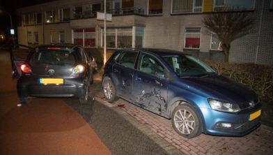 Flinke schade in de Venkelstraat.