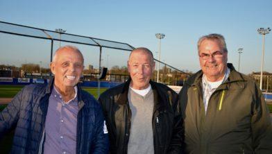 Gerrit, Hans en Sjaak.