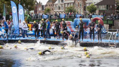 Swim to Fight Cancer.