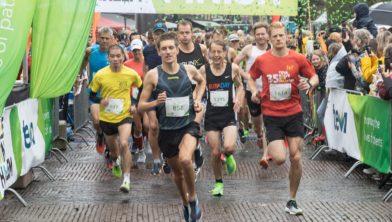 Start van de Halve van Haarlem in 2019
