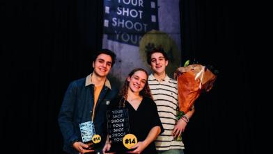 Winnaars Shoot Your Shot #14