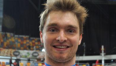 Nederlands kampioen sprint Matthijs Büchli