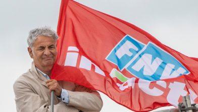 Roel Berghuis, FNV bestuurder Tata Steel