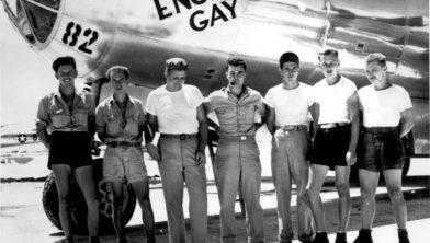 Bemanning van de B-29