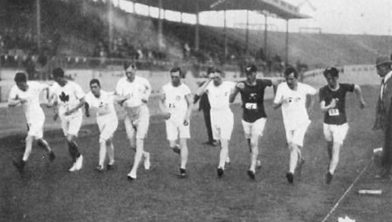 Snelwandelen Olympische Spelen 1908