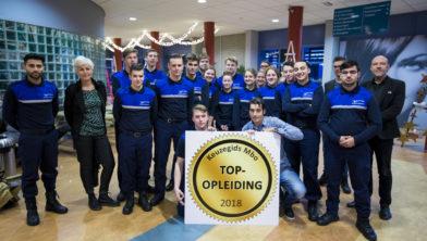 Opleiding handhavers is een keuzegids MBO Top-opleiding