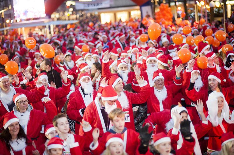 Santa Run Haarlemmermeer