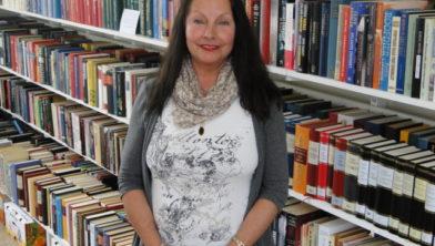 Sjoeke Lamsma: Bibliotheek voor oudere inwoners Plan Zuid.