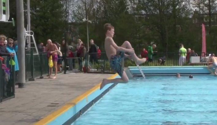 Zwembad uitgeest openingstijden openluchtzwembad aarweide zwembad