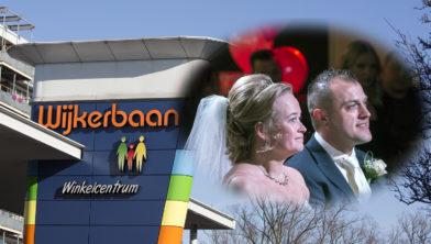 Huwelijk In Winkelcentrum Wijkerbaan Hoogtepunt Op