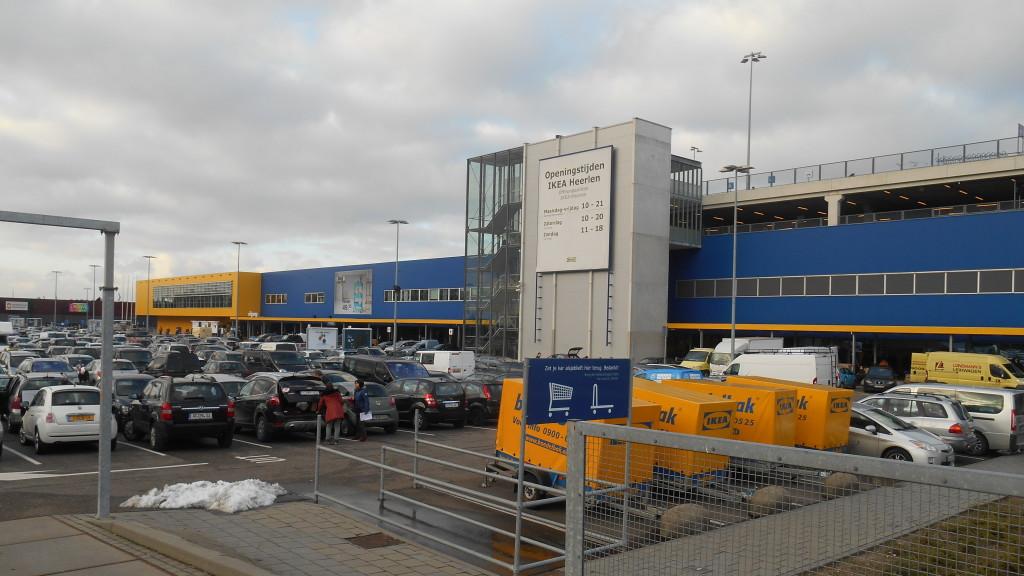 Kinderhekjes Ikea Gevaarlijk Bij Plaatsing Boven Aan Trap Heerlen