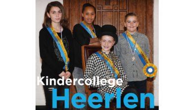 Kindercollege Heerlen 2016/2017