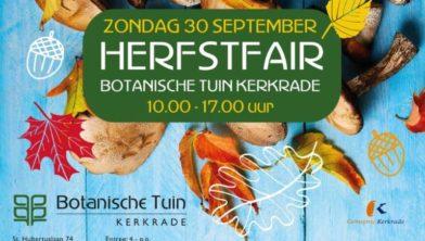 Botanische Tuin Kerkrade : Zondag september jaarlijkse herfst fair in botanische tuin kerkrade