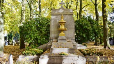 Monument voor 'de Belgische geïnterneerde soldaten overleden te Heerlen'