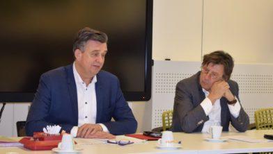 Burgemeesters Emile Roemer en Jos Som lichten de gezamenlijke aanpak toe.
