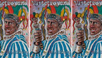 Kunstposter Vastelaovend in Limburg 2019