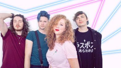 IKIGA, een van de deelnemende bands op Zomerpop
