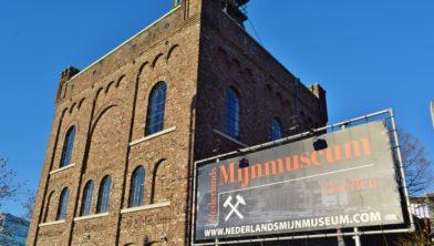 Het Nederlands Mijnmuseum, gratis te bewonderen tijdens de Open Monumentendag Heerlen.