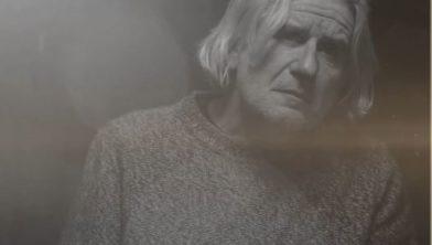 Still uit film 'In de greep van de onderstroom' van Jef Caelen