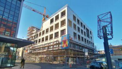 Nieuwbouw stadskantoor, 10-11-2020