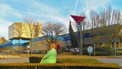 Het Thermenmuseum in Heerlen