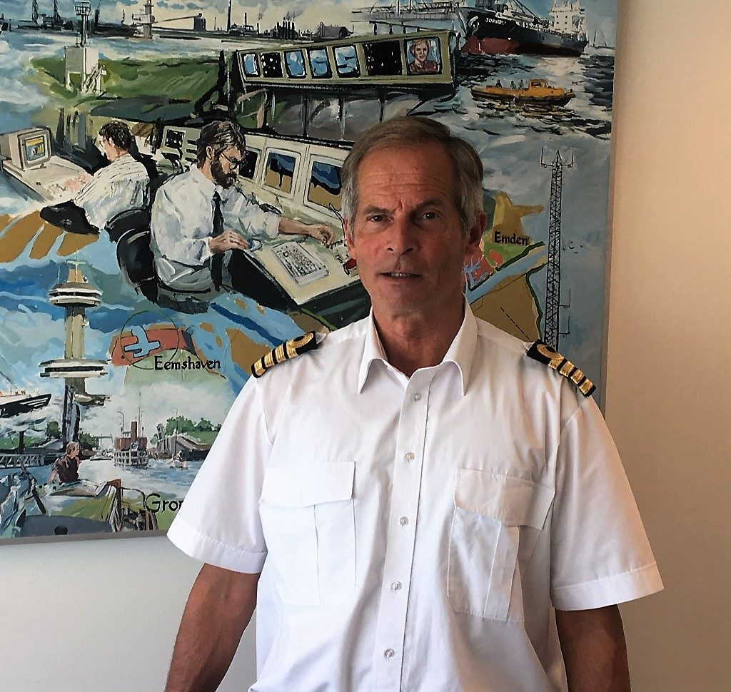 Amelander havenmeester Groningen Seaports