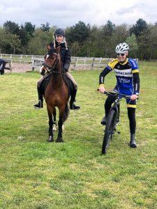 Ride en run-bike Amelander Men- en Rijvereniging