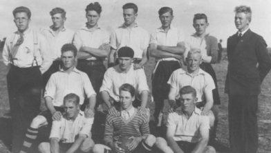 Voetbalclub 85 jaar.