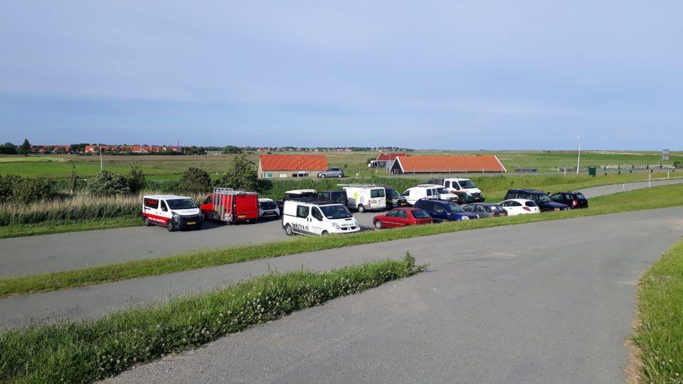 Herinrichting langparkeerplaats Veerdam