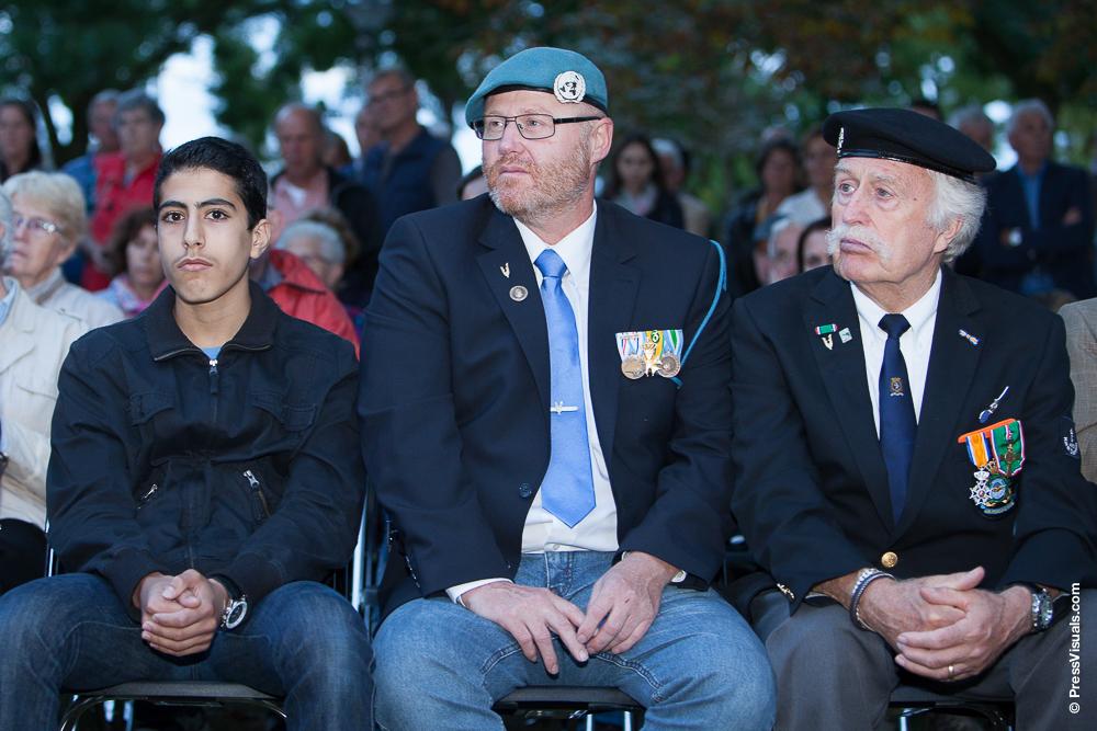 Mhamad en veteranen