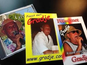kaarten cd Gradje
