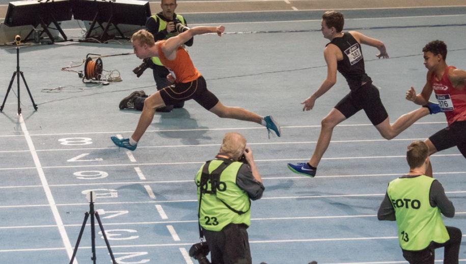 NK Indoor 2018 Junioren AB Dag 2 - 11.02.2018 - Apeldoorn
