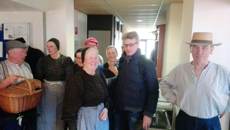 Een warm welkom bij  Woon- en zorgcentrum Sint Jozef.