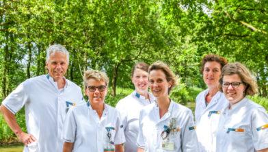 Team Hematologie van Meander Medisch Centrum