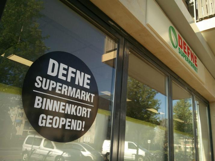Nieuw Supermarkt Defne Goede Kwaliteit Voor Een Lage Prijs
