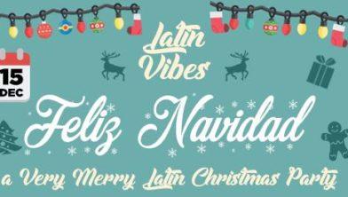 Latin Vibes - Feliz Navidad