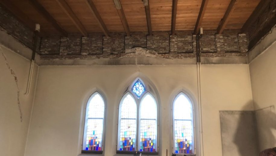 Renovatie dagkapel St. Martinuskerk