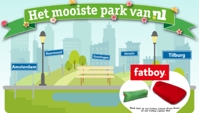 Het mooiste park van Nederland