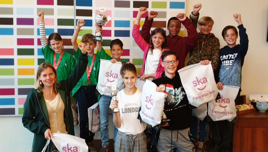 De Tafelronde en JvO Gymnasium winnen prijzen tijdens negende editie Marathon Amersfoort