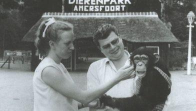 Oud-directeuren Astrid Vis en haar man Henk Vis