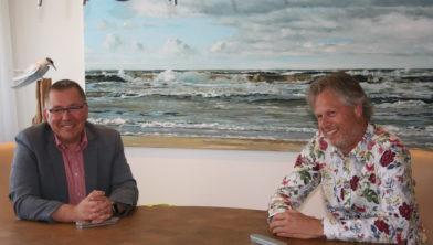 Meerkring Christian van den Brink (links) Pim Spijker (rechts)