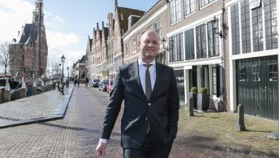 Jan Nieuwenburg burgemeester Hoorn