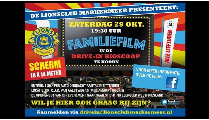 Drive in bioscoop hoorn hoorn for Drive in bioscoop