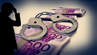 Word geen geldezel voor criminelen