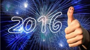 GelukkigNieuwjaar2016 - pixabay.com