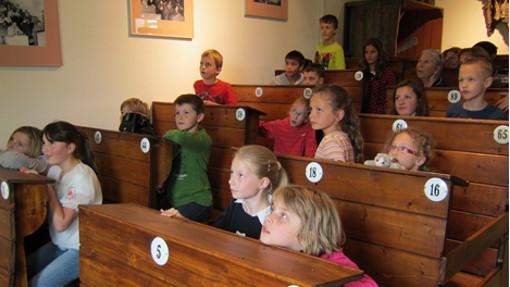 Kinderveiling Fruitteeltmuseum