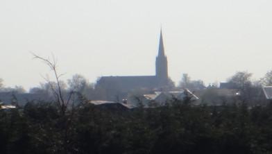 De Sint Victorkerk in Obdam viert in 2017 125-jarig bestaan.