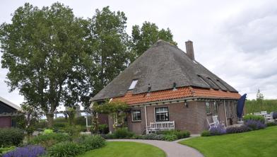 Westfriese stolpboerderij.